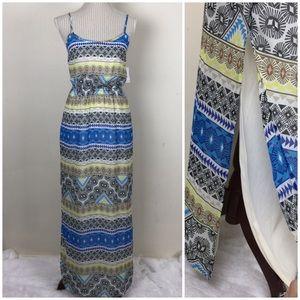 NWT Lined [ TALL ] Maxi Dress